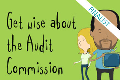 Best Website: Audit Commission