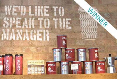 Best Recruitment Campaign: Costa