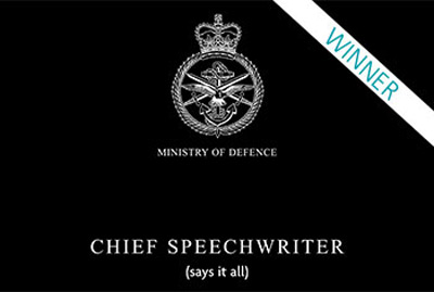 Best Recruitment Adverts Central Government: MoD