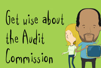 Audit Commission – Recruitment Video to Challenging Perceptions
