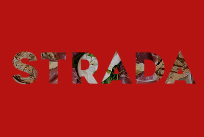 Strada: A Recruitment Website that's a Feast for the Senses