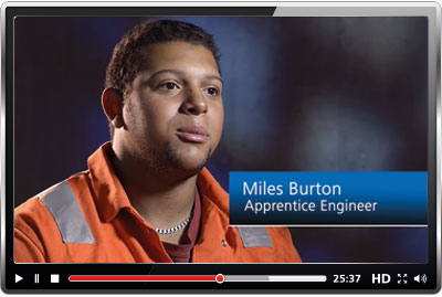 Engineering Apprentices Recruitment Video