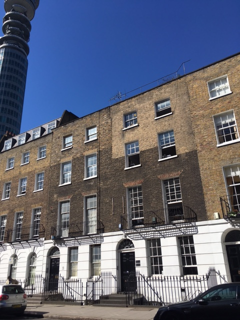 Recruitment advertising agency moves to W1