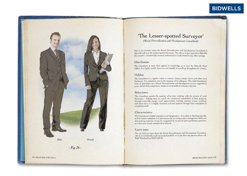 Recruitment advertising awards - winner best press campaign CIPDs
