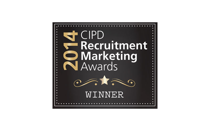 CIPD Best Press Recruitment Advertising Campaign winner - WDAD