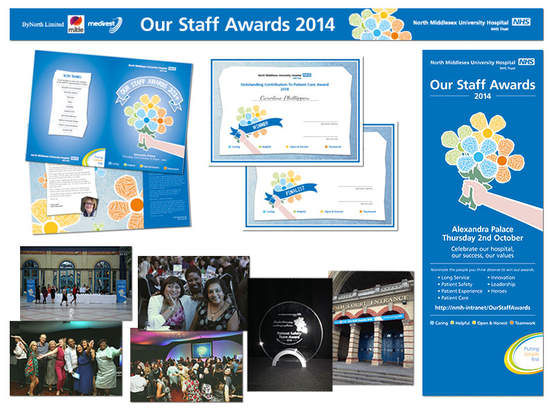 Staff awards