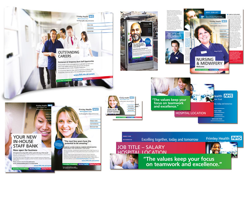 Using Employer branding in the NHS