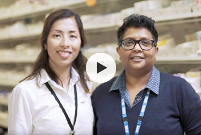 North Middlesex NHS Trust – AHPs Recruitment Video