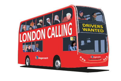 Stagecoach: Snapchat Recruitment Campaign