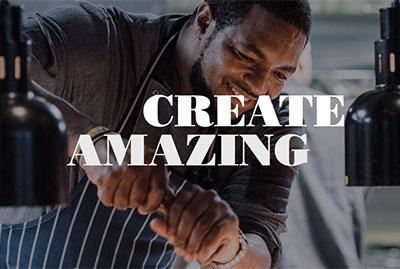 Create Amazing Moments